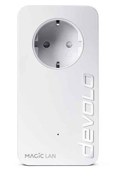 DEVOLO »(1200Mbit, G.hn, Powerline, 1x GbitLAN, Heimnetz)« LAN-Router, !Magic 1 LAN Ergänzung