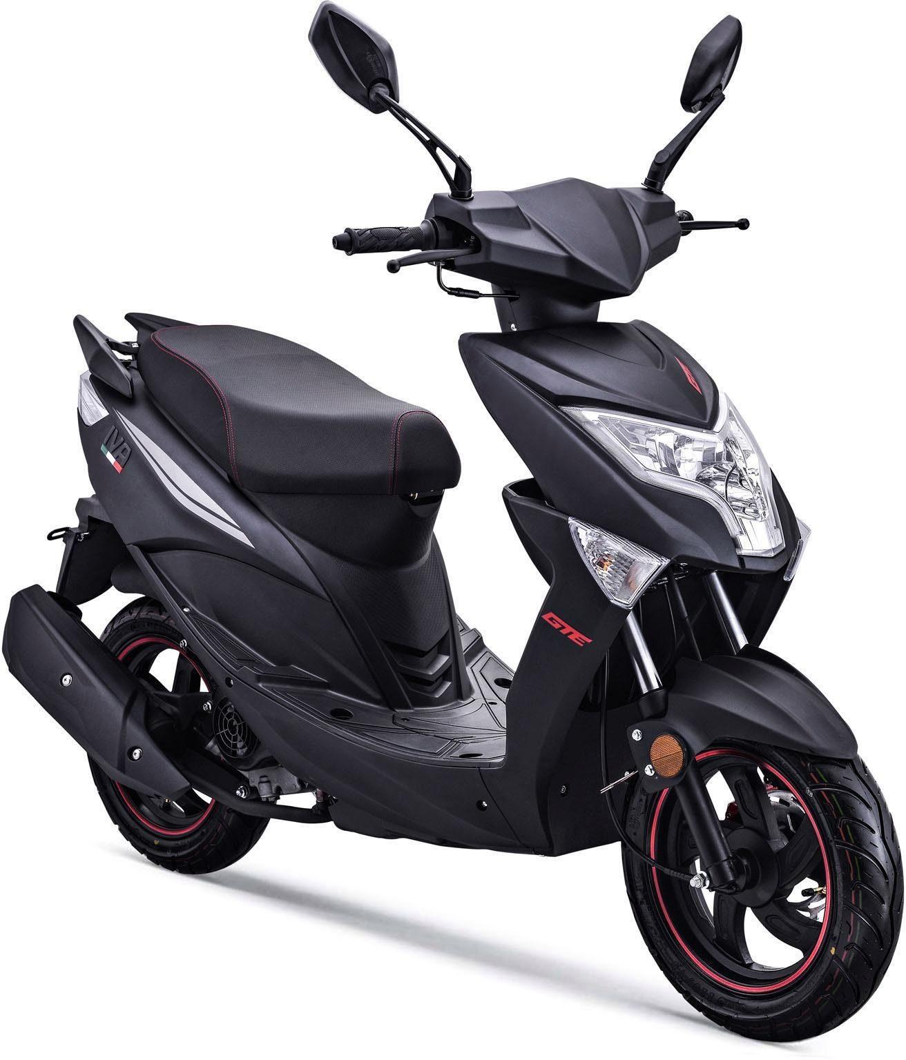 IVA Motorroller »GTE«, 50 ccm, 45 km/h, Euro 4