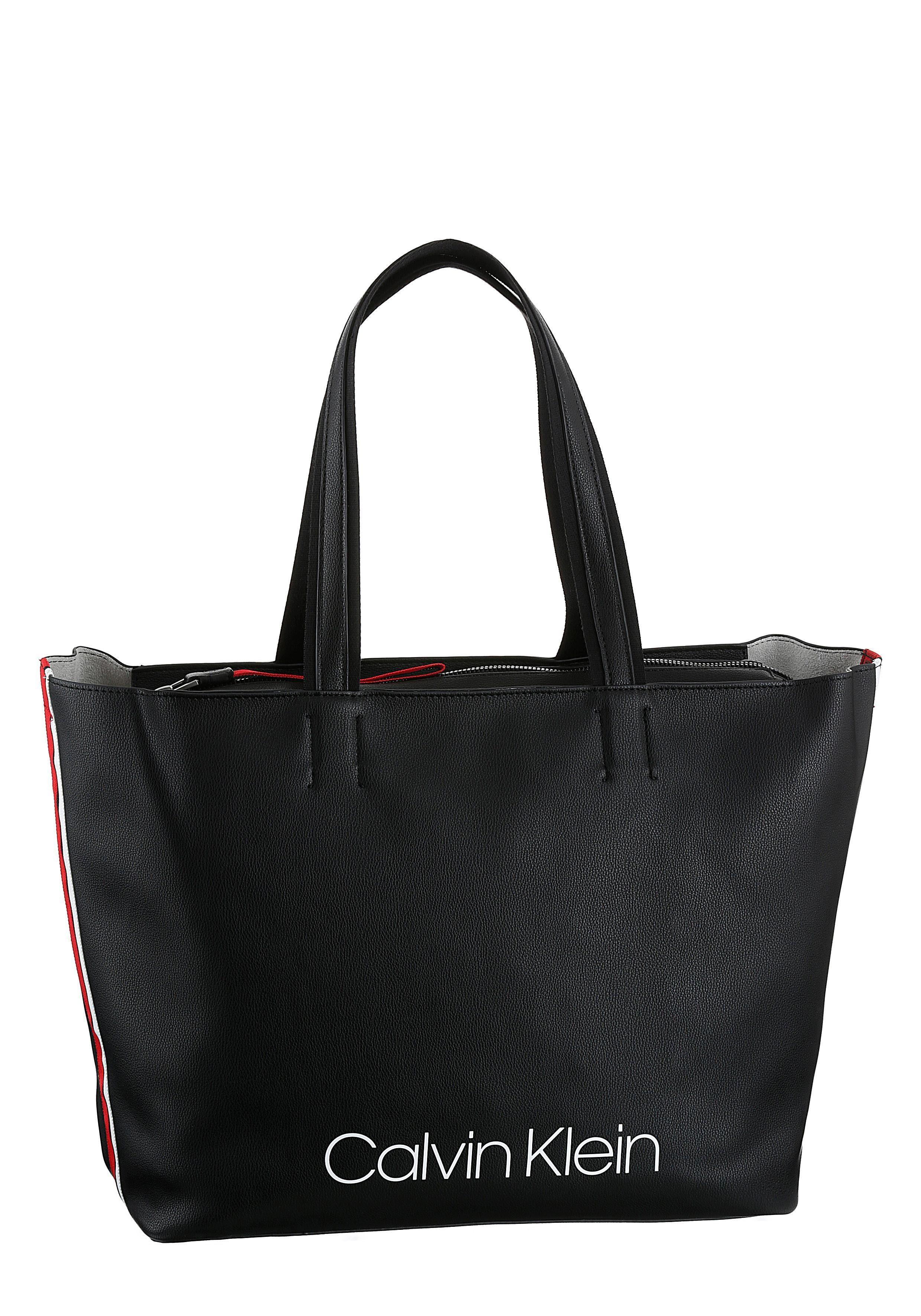Calvin Klein Shopper »COLLEGIC«, mit geräumigen Hauptfach