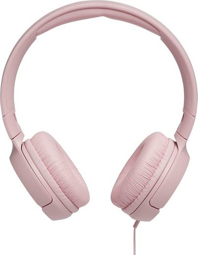 JBL »TUNE 500« On-Ear-Kopfhörer (Siri, Google Assistant)