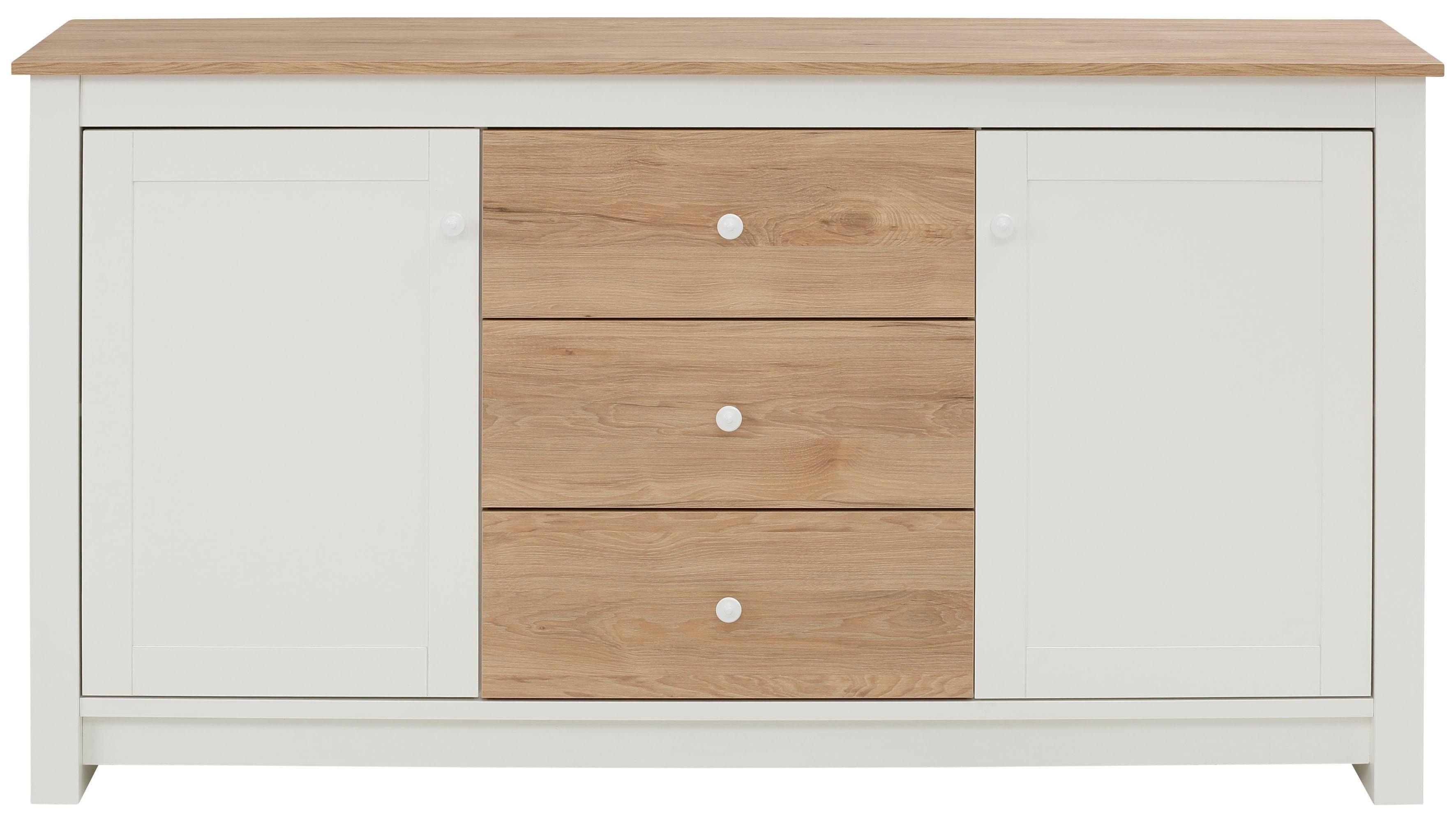 Home affaire Sideboard »Rezjia«, in 2 Farben , Breite 170 cm