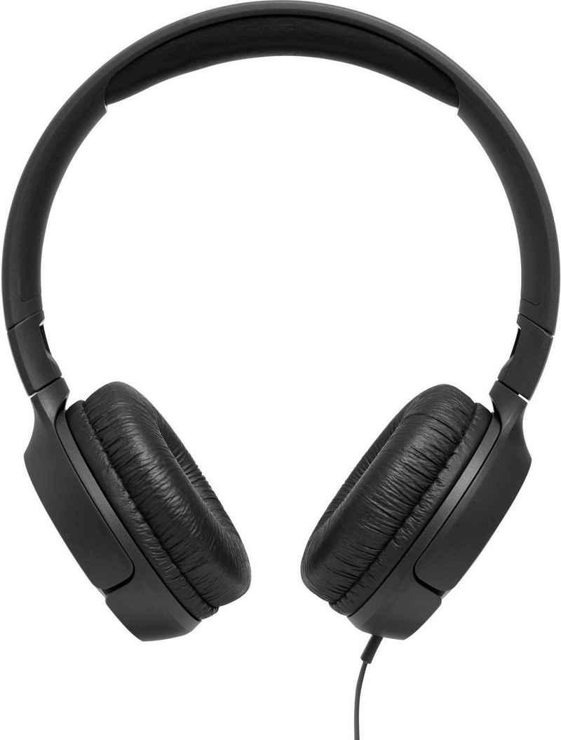 JBL »TUNE 500« On-Ear-Kopfhörer (Sprachsteuerung, Siri, Google Assistant)