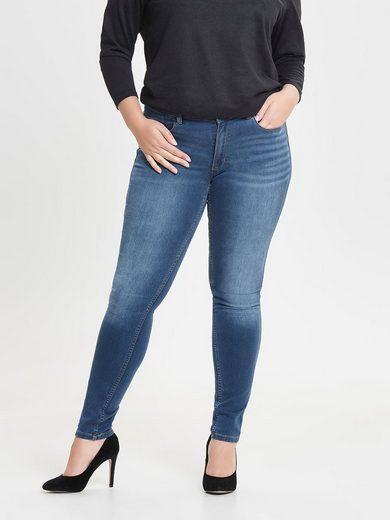ONLY CARMAKOMA Curvy Jones reg Skinny Fit Jeans
