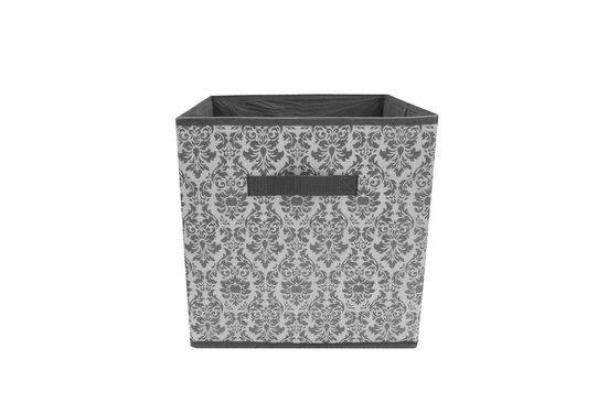 HTI-Line Aufbewahrungsbox »Paloma mit Aufdruck«
