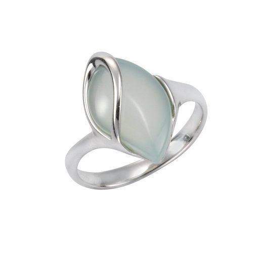 Vivance Ring »925/- Sterling Silber Aqua Achat«