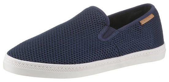 Gant Footwear »Frank« Slip-On Sneaker mit Perforierung