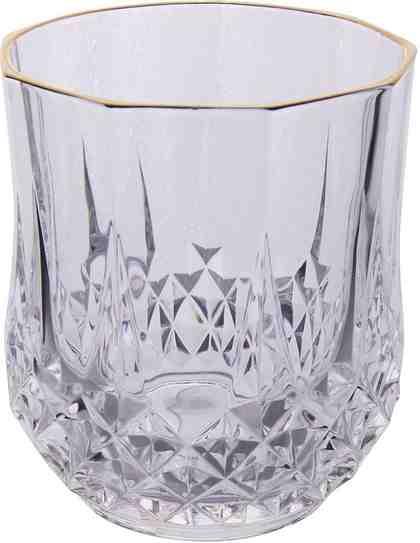 Guido Maria Kretschmer Home&Living Whiskyglas »Golden Line« (6-tlg), Goldrand