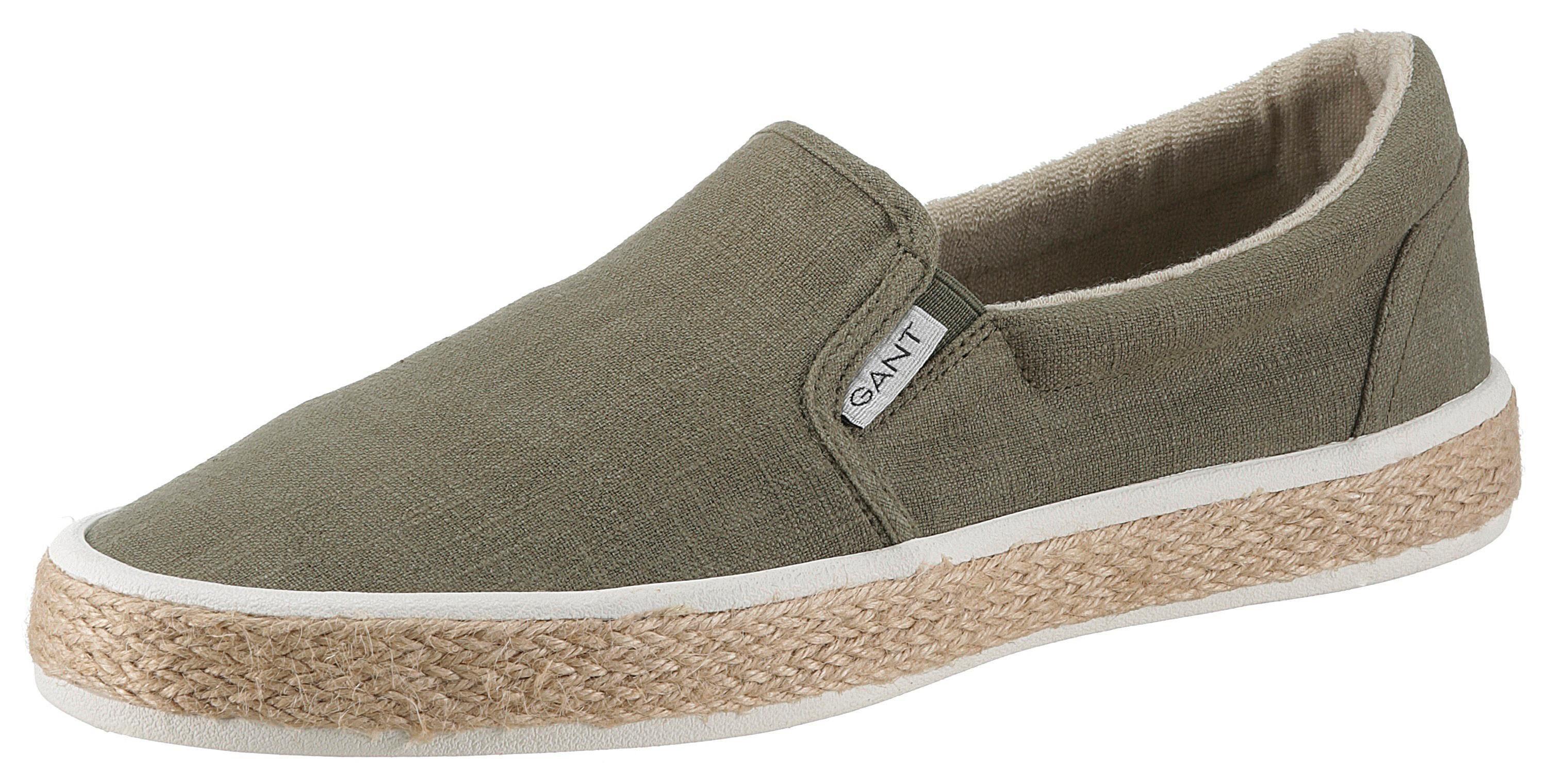 Gant Footwear »Fresno Slip On« Slip-On Sneaker
