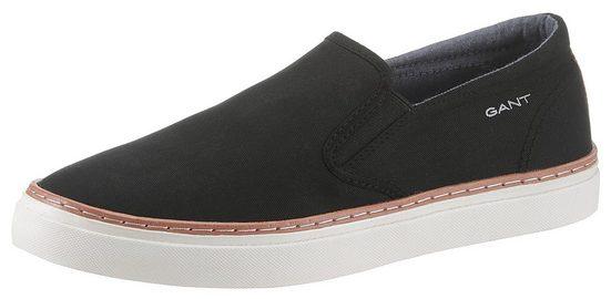 Gant Footwear »Bari Slip On« Slip-On Sneaker zum Schlupfen