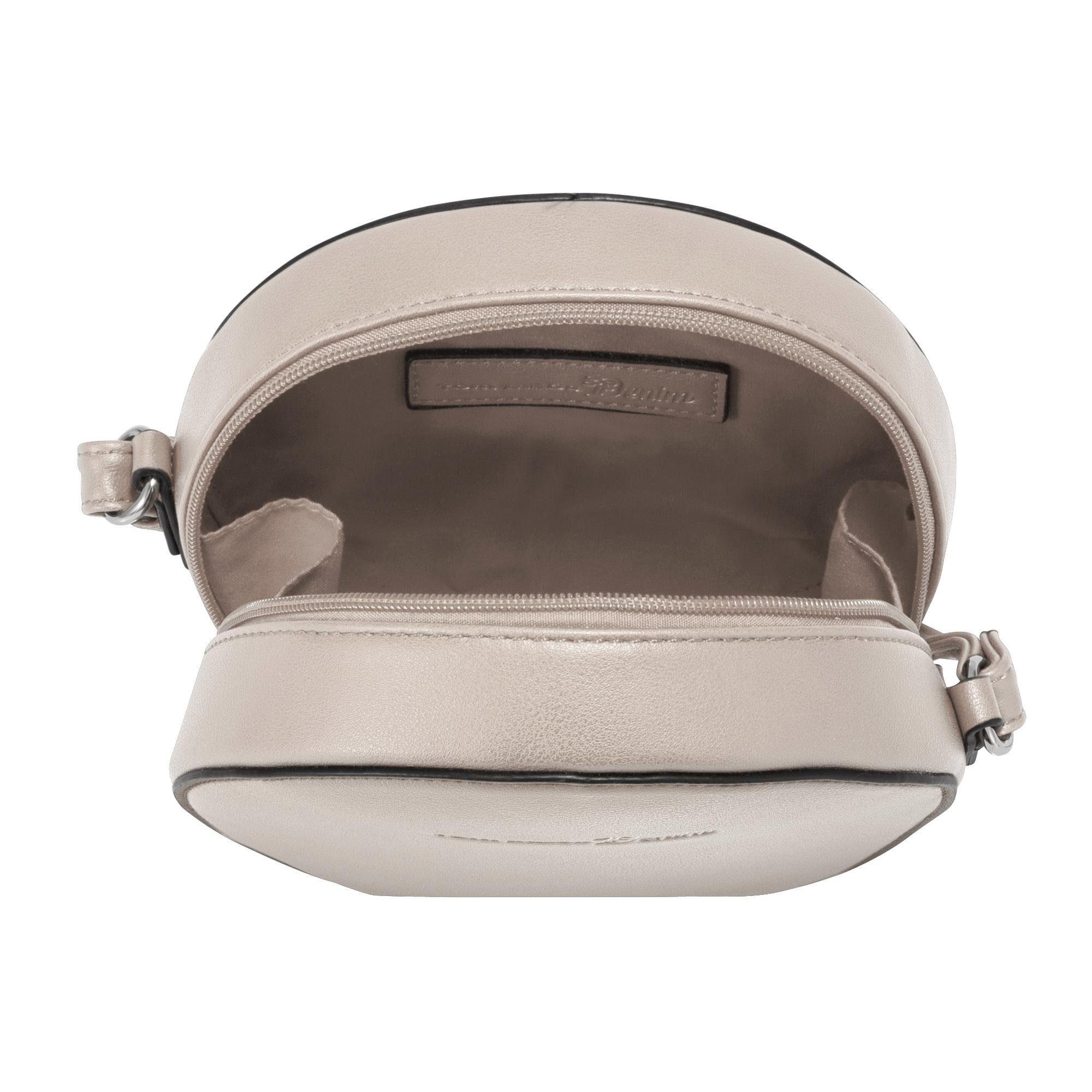Form In Runder Mini »fee« Tailor Tom Bag Trendiger Denim 8Xwnx0