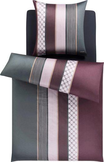 Bettwäsche »JOOP! CORNFLOWER STRIPES«, Joop!, mit elegantem Streifen-Muster