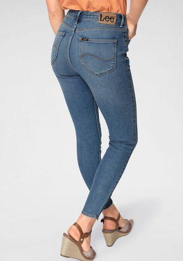 Lee® Skinny-fit-Jeans »Scarlett« 5-Pocket, High Waist