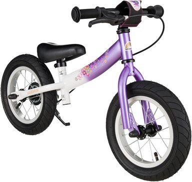 Bikestar Laufrad »Sport, Lila Weiß, 12 Zoll« 12 Zoll
