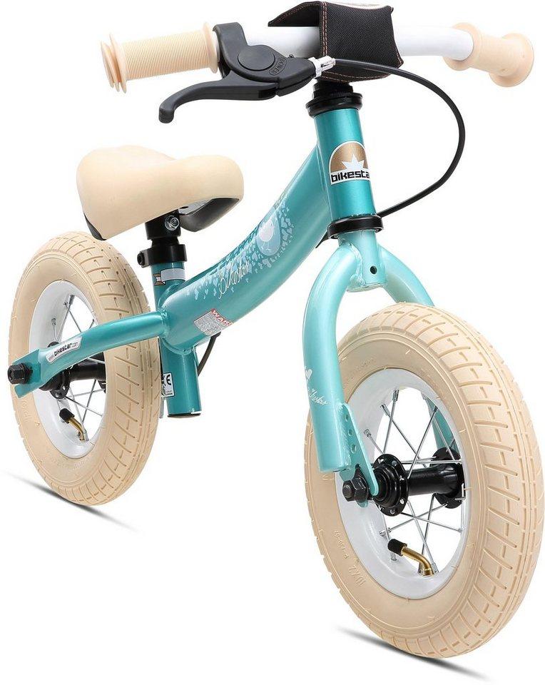 Bikestar Laufrad,  Sport, Türkis Bird, 10 Zoll