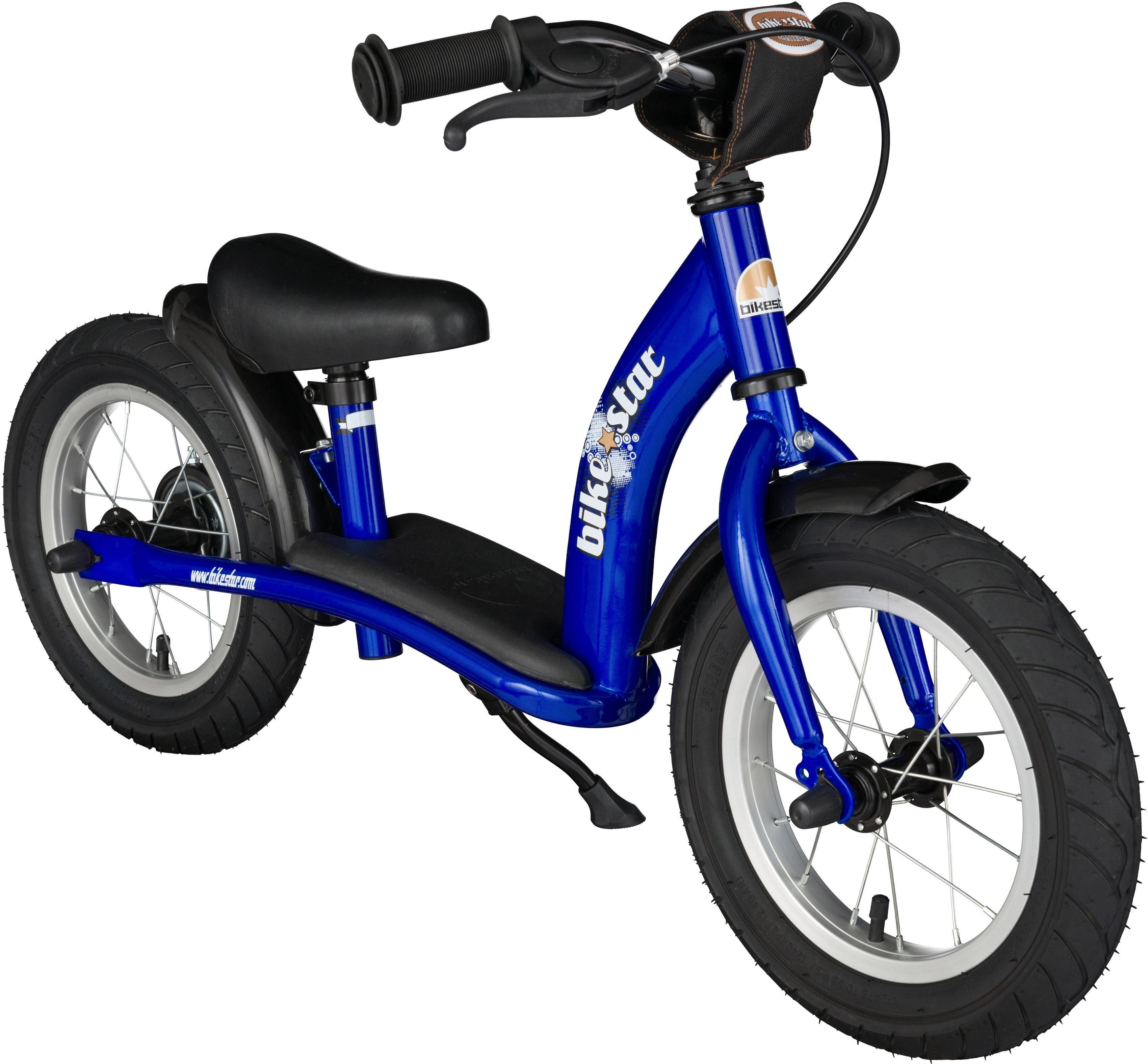 Bikestar Laufrad, »Classic, Blau, 12 Zoll«
