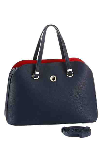 TOMMY HILFIGER Henkeltasche »TH Core«, in schlichter Optik