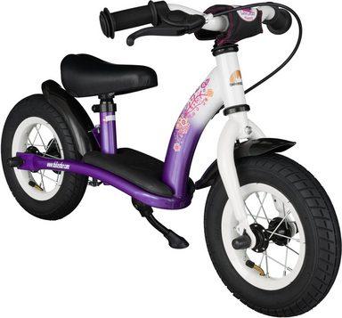 Bikestar Laufrad »Classic, Lila Weiß, 10 Zoll« 10 Zoll