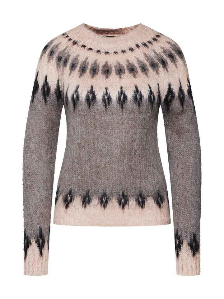 Vero Moda Norwegerpullover | Bekleidung > Pullover > Norwegerpullover | Schwarz | Nylon | Vero Moda