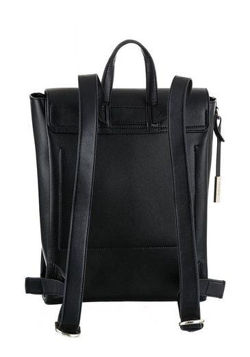 Mit Logoanhänger Cityrucksack Calvin Backpack« Klein »avant Abnehmberem 0Iw1n4qpx