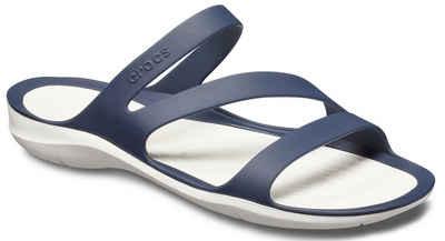 Crocs »Swiftwater Sandal« Badepantolette zum Baden oder für den Strand