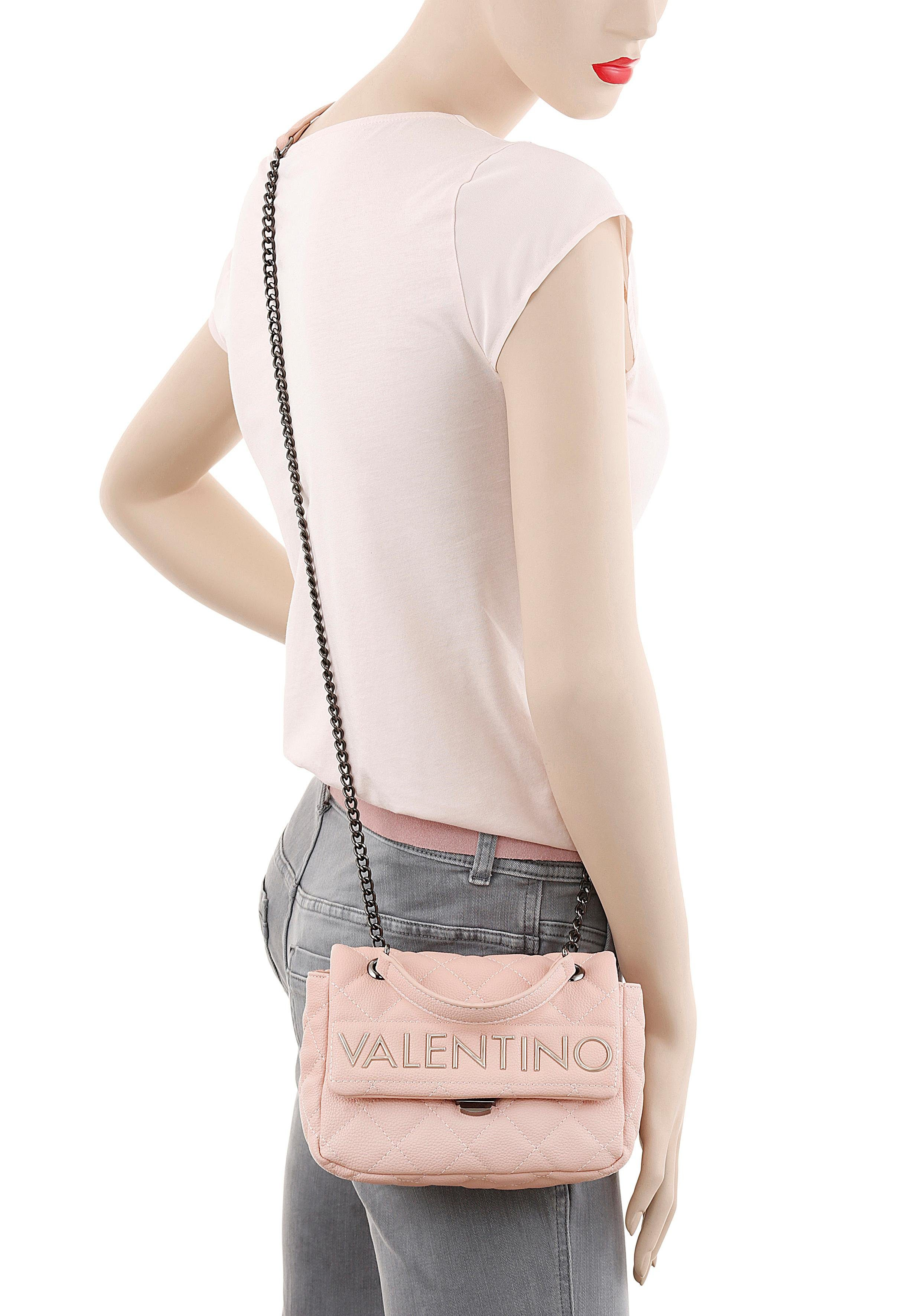 »licia« Mit Handbags Trendiger Valentino Umhängetasche Umhängekette EqFfg
