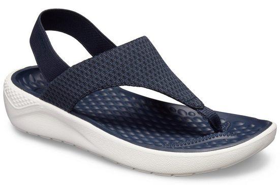 crocs lite ride mesh flip w sandale ein praktischer sommerschuh online kaufen otto. Black Bedroom Furniture Sets. Home Design Ideas