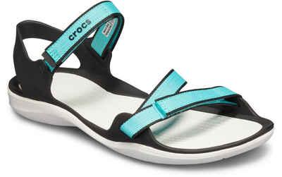 f74b540b22d3 Crocs »Swiftwater Webbing Sandal W« Sandale mit Riemchen