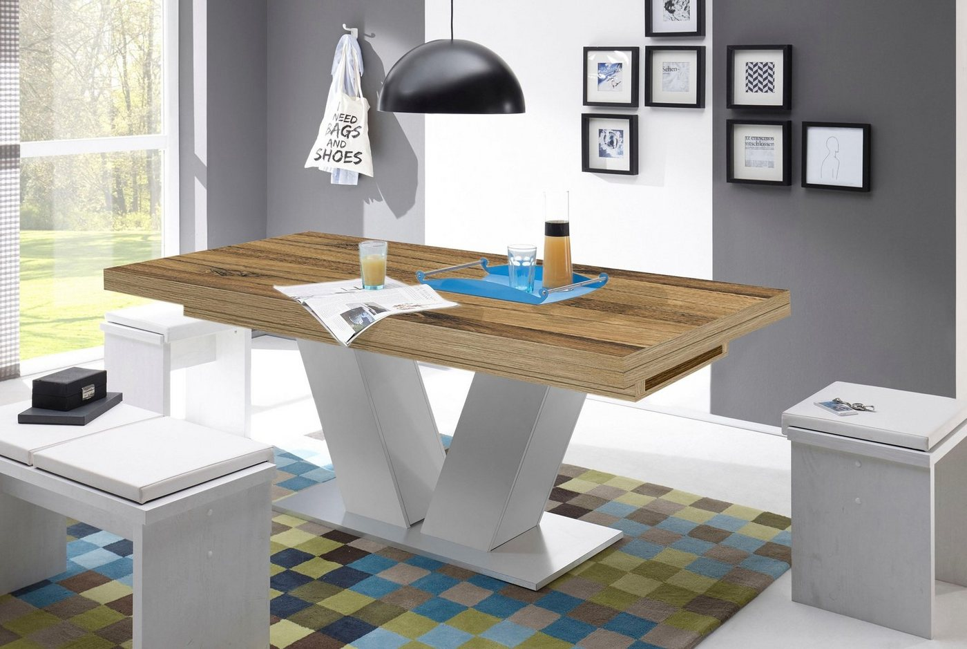 Tische - Esstisch »Komfort D«  - Onlineshop OTTO