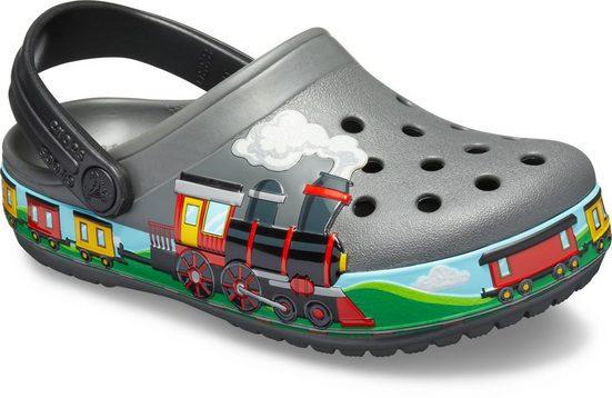 Crocs »Crocs FL Train Band Clog K« Clog für Lokomotiv Fans