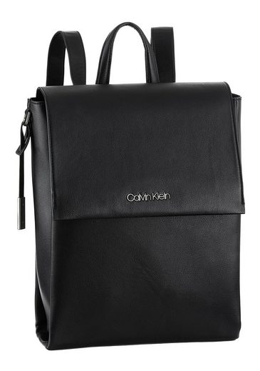 »avant Logoanhänger Cityrucksack Mit Abnehmberem Backpack« Calvin Klein qUF8x84