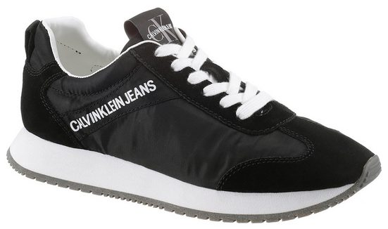 Lässigen Materialmix Sneaker Klein Calvin Im »jill« R1IqAZ