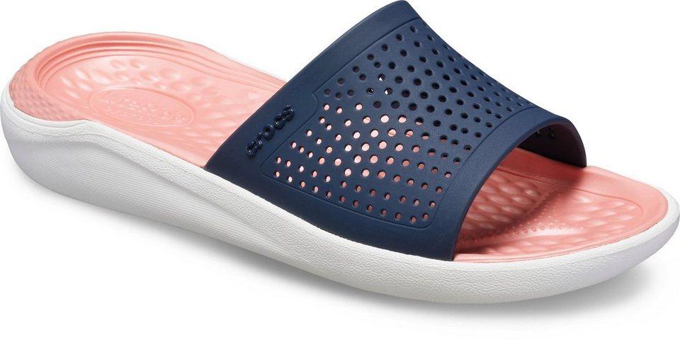 de763bedc49b05 Crocs »Lite Ride Slide« Pantolette ein Leichtgewicht am Fuß online ...