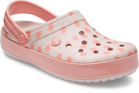 Den Crocs Für Graphic Seasonal »crocband Clog Perfekt Sommer Clog« xrw0rSBqO