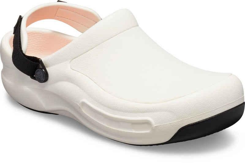 Crocs »Bistro Pro LiteRide™ Clog« Berufsschuh mit antirutsch Laufsohle