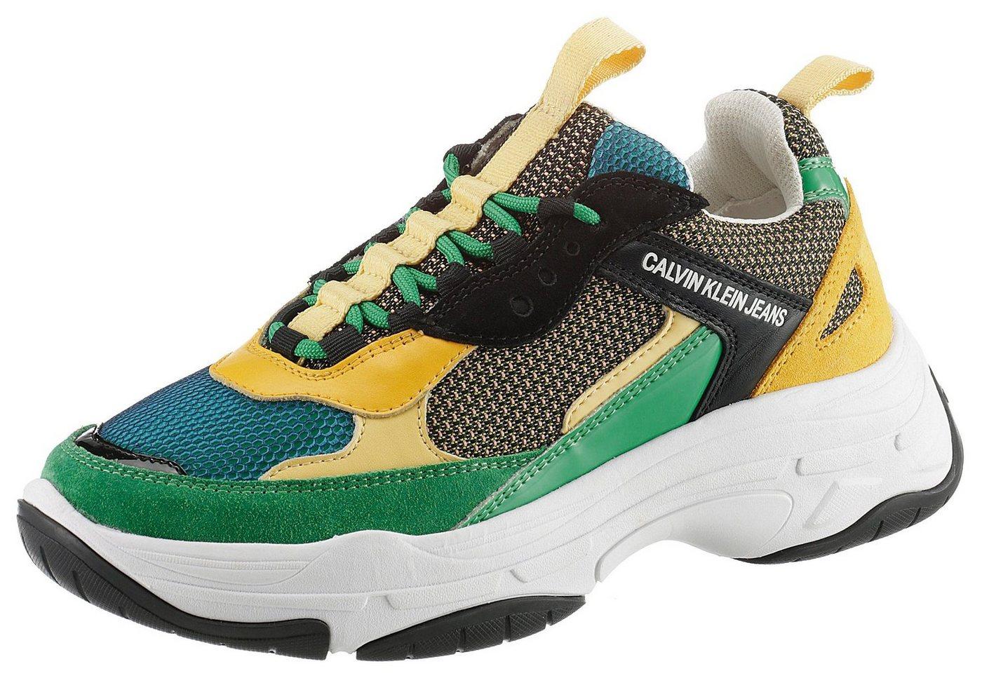 calvin klein -  »Maya« Sneaker im Ugly-Style