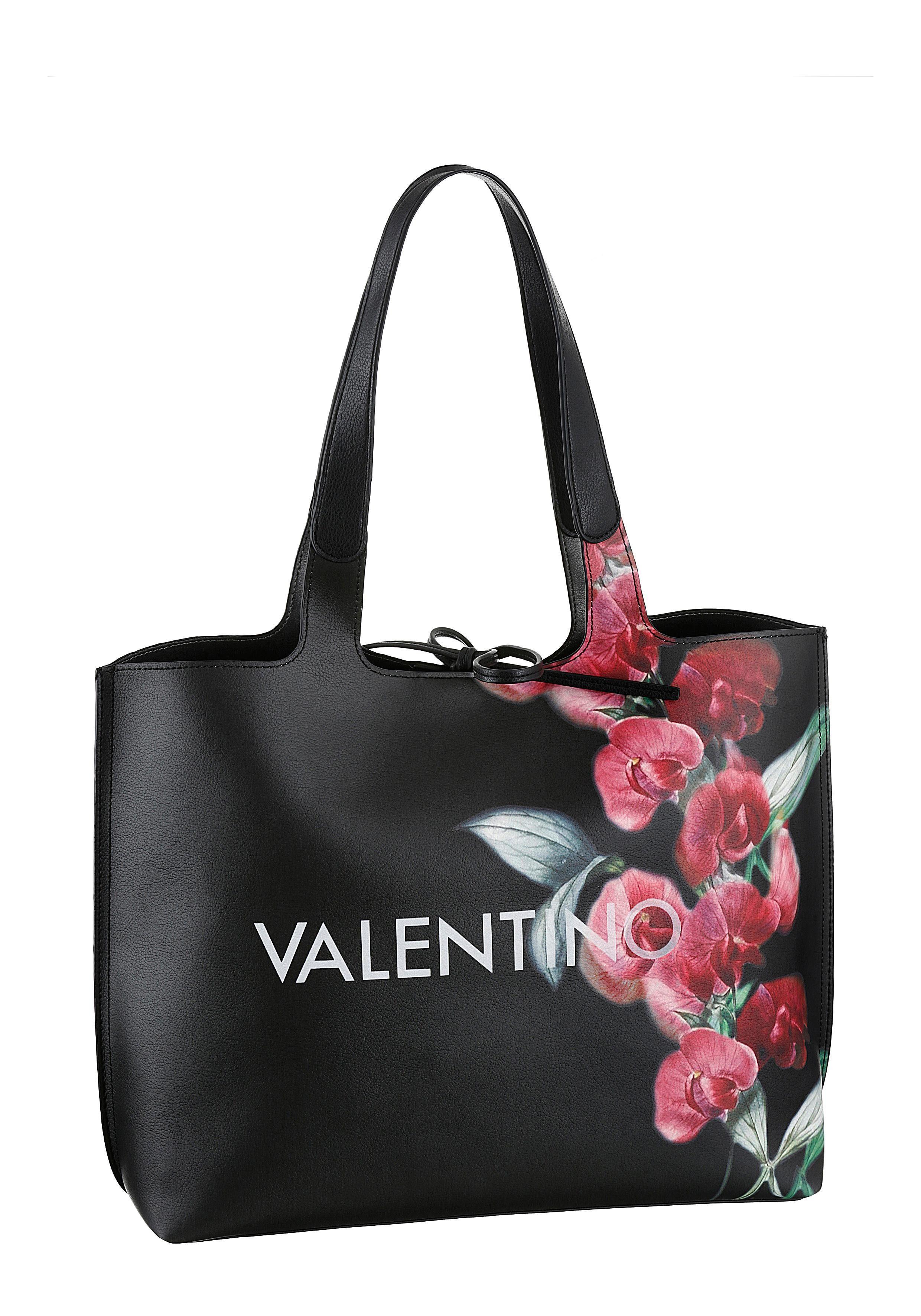 Valentino handbags Shopper, mit attraktivem Blumendruck