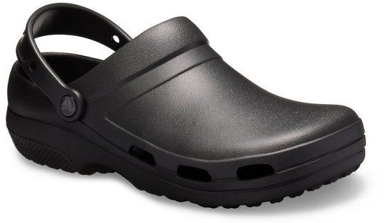 Crocs »Specialist II Vent Clog« Berufsschuh praktischer Allrounder