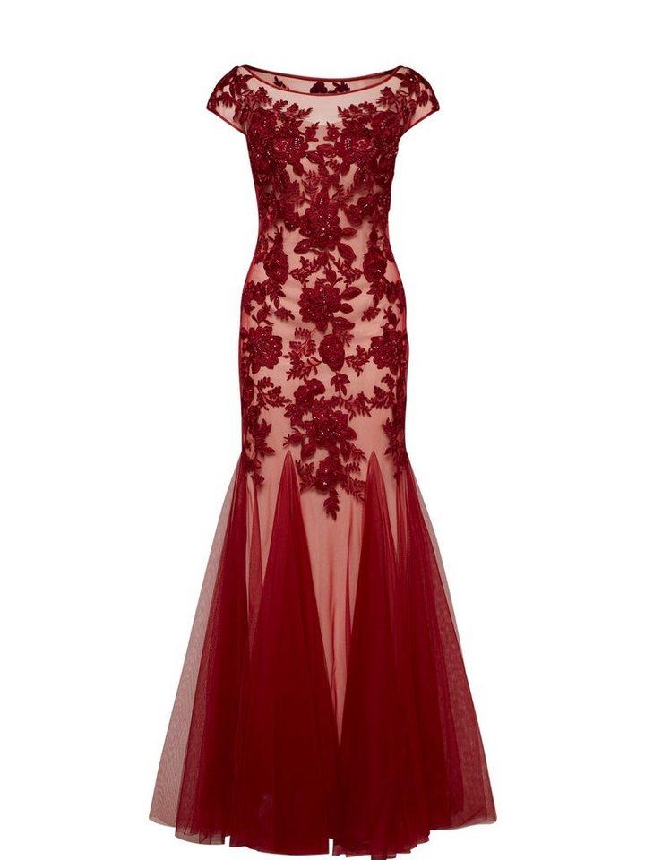 355a84b6c05 mascara Abendkleid »Ivory« Spitze online kaufen