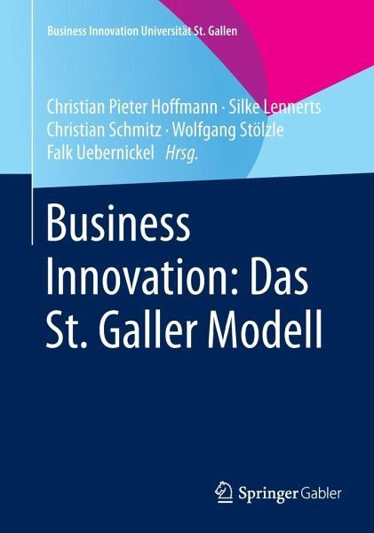 Gebundenes Buch »Business Innovation: Das St. Galler Modell«