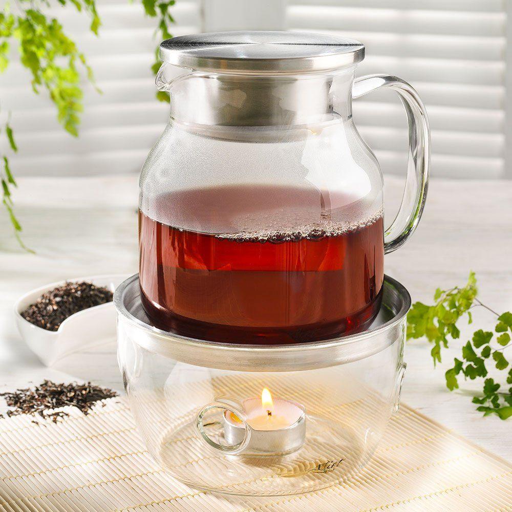 Ritzenhoff & Breker Ritzenhoff & Breker Set Teekanne & Stövchen Ceylon