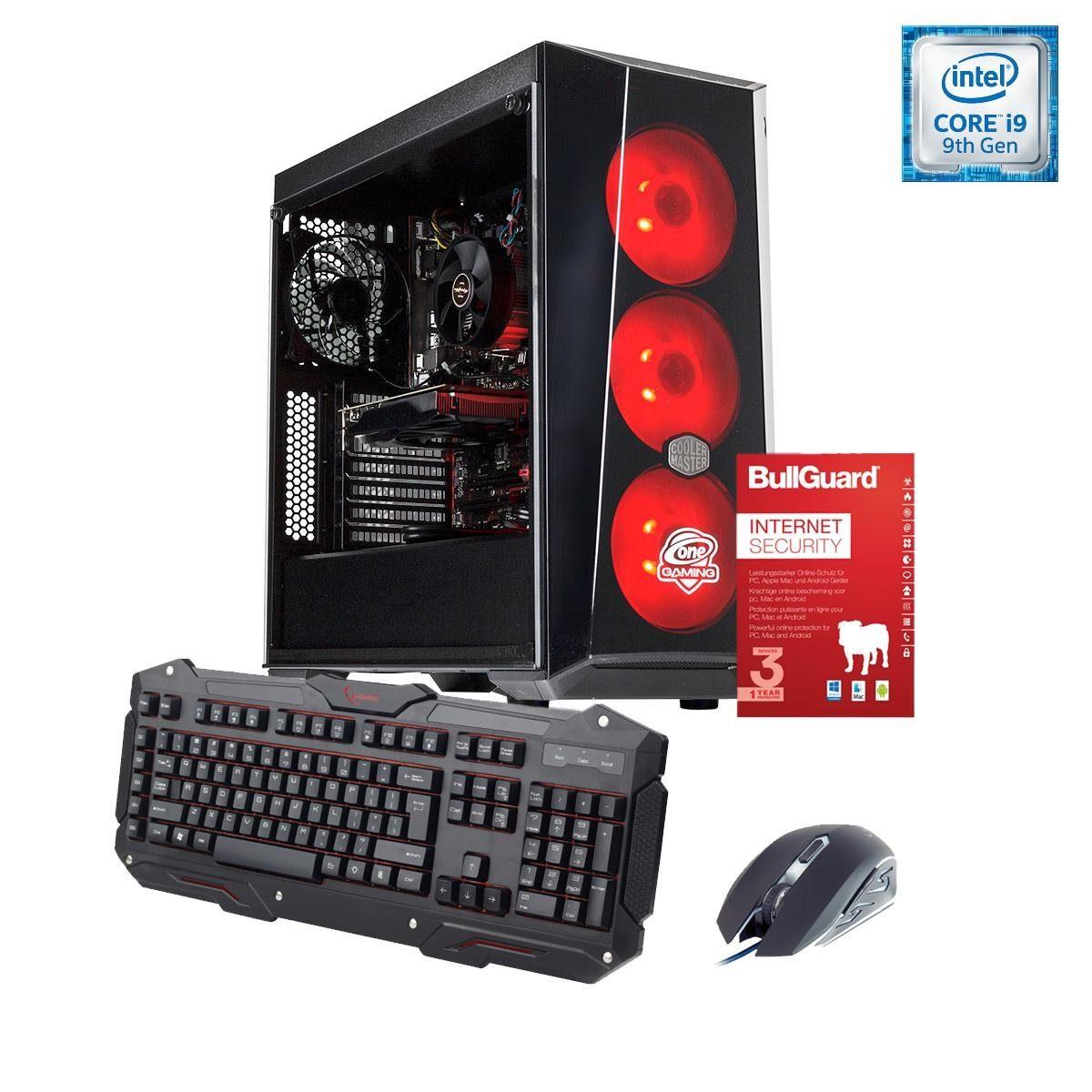 ONE GAMING PC, Core i9-9900K, GeForce RTX 2080 Ti, 16GB DDR4 RAM »PC (RGB-Series) 44835«