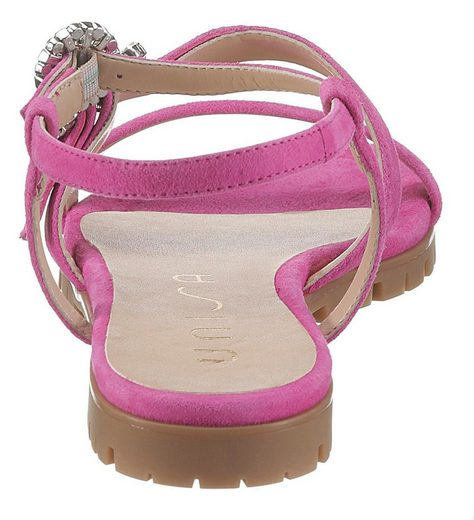 Sandale Sandale Unisa Mit Unisa Mit Steinchenverzierung Sandale Mit Schöner Schöner Unisa Schöner Steinchenverzierung Steinchenverzierung w1aWW8Aqv
