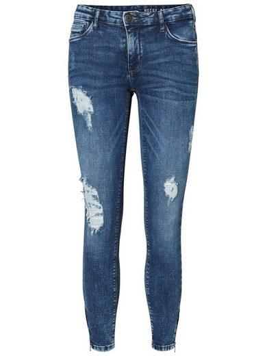 Noisy may Slim-fit-Jeans »KIMMY« Jeanshose mit Stretchanteil