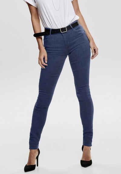 Only Skinny-fit-Jeans »ONLRAIN LIFE REG SKINNY JNS«