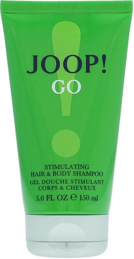 Joop! Duschgel »GO«, für Hair & Body