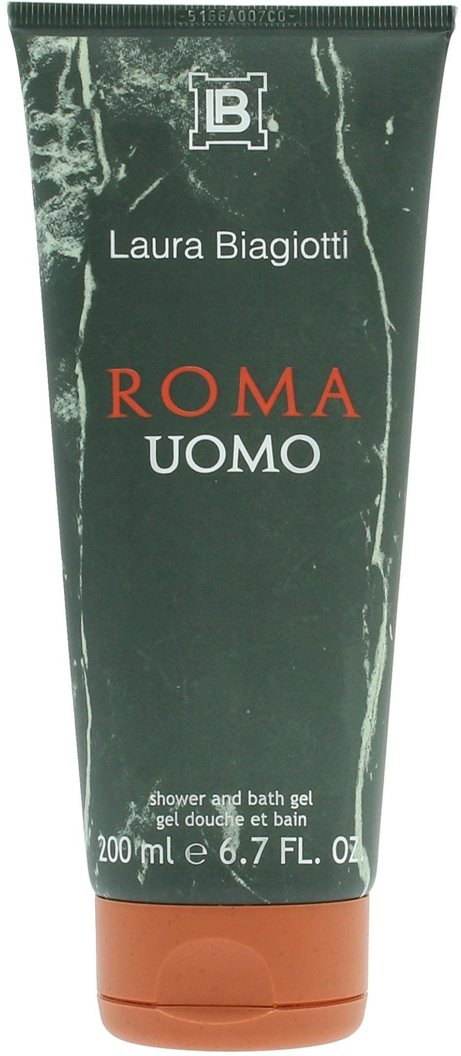 Laura Biagiotti, »Roma Uoma«, Shower Gel
