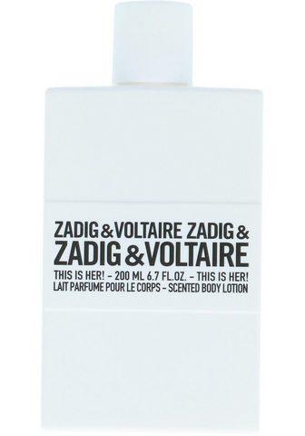 ZADIG & VOLTAIRE ZADIG & VOLTAIRE kūno losjonas