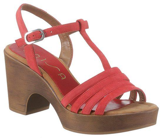Seventies look Unisa Seventies Im Im Sandalette Sandalette Sandalette Unisa Seventies look Unisa Im CAwtOqdq