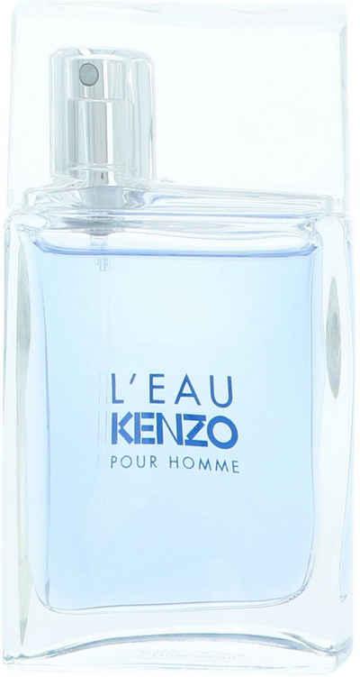 KENZO Eau de Toilette »L'Eau Kenzo Homme«