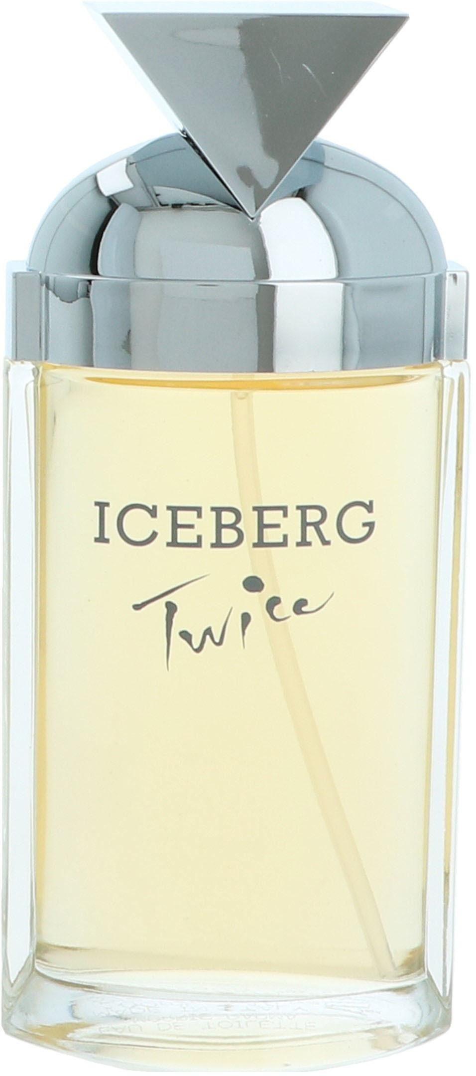 ICEBERG, »Twice Pour Femme«, Eau de Toilette